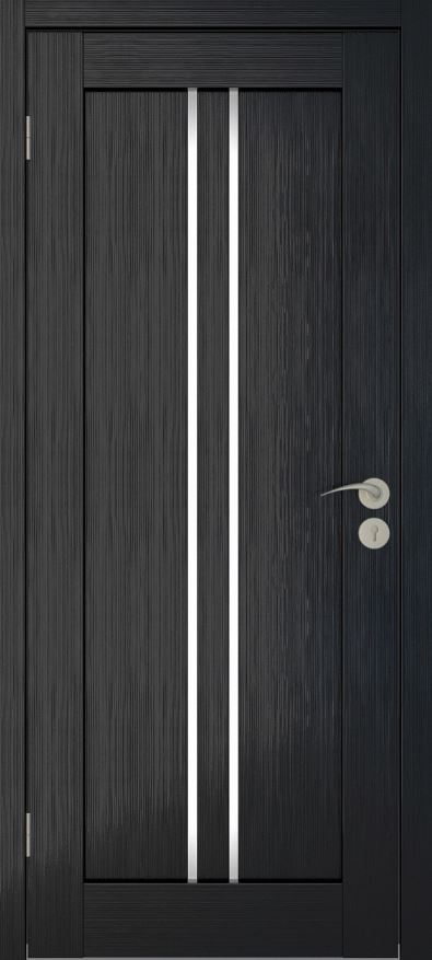 Двери межкомнатные Вертикаль-1 Венге мелинга