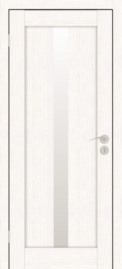 Межкомнатные двери Исток Вертикаль-2 Бьянко
