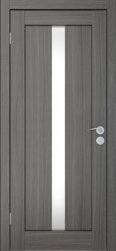 Межкомнатные двери Вертикаль-2 Дуб неаполь
