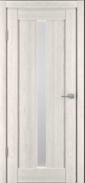 Межкомнатные двери Исток Вертикаль-2 Дуб снежный