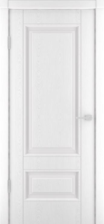 Двери межкомнатные Исток Сканди-1 Эмаль белая ДГ