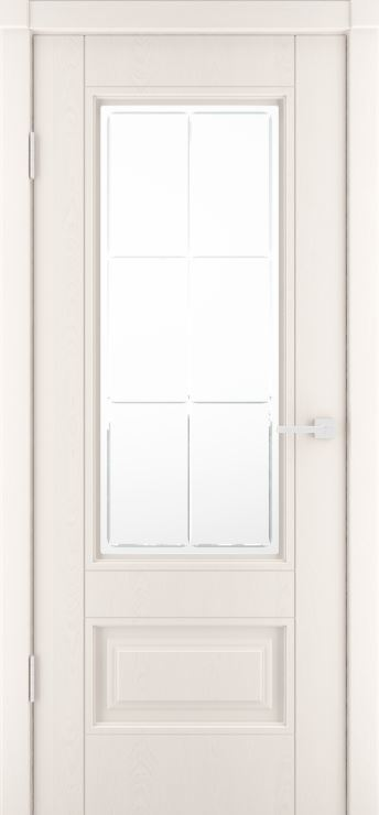Межкомнатные двери Сканди-1 Эмаль шампань ДО