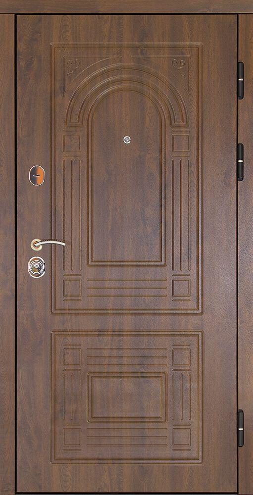 Входные двери Флоренция золотой дуб