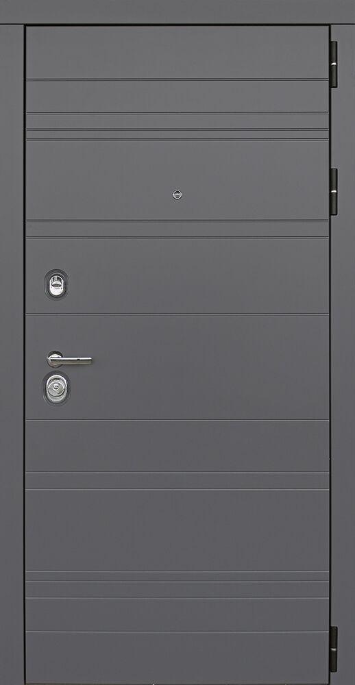 Входные двери ДК Новелло с зеркалом
