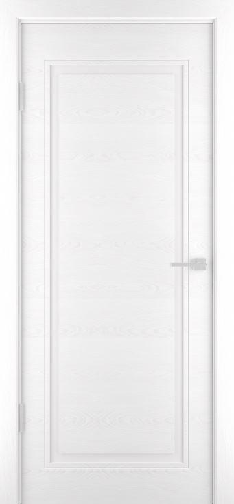Межкомнатная дверь Исток Норд-1 Эмаль белая