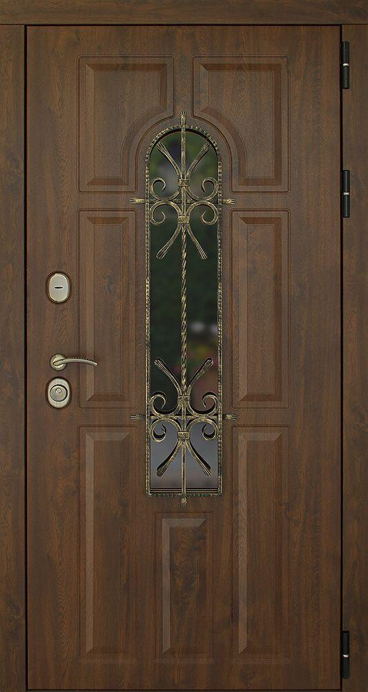 Входные двери Лион