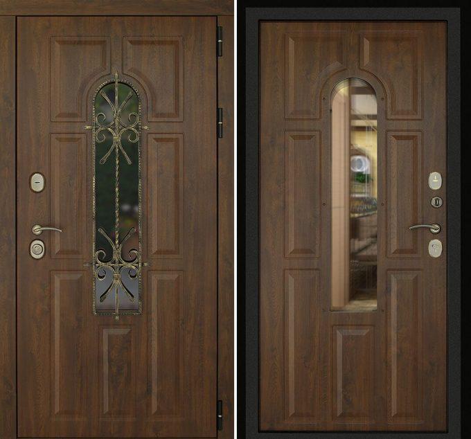 Входная металлическая дверь ДК Лион