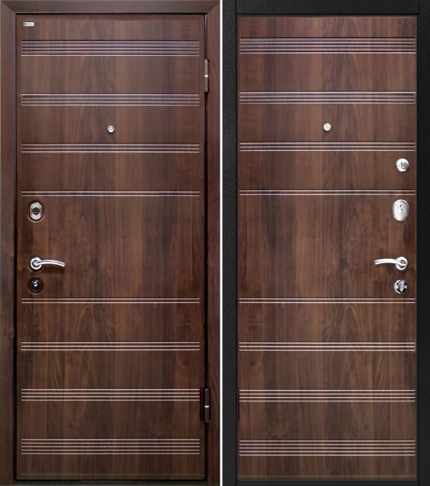 Двери входные металлические Металюр М1