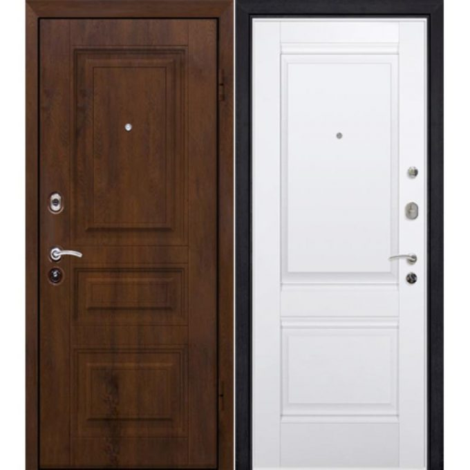 Входные металлические двери Металюр М9