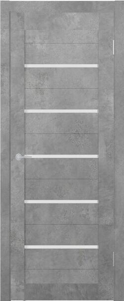 Межкомнатные двери ST1 Бетон светлый