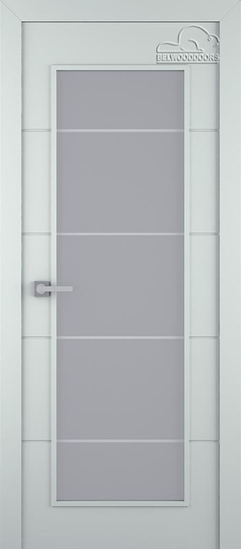 Межкомнатные двери Арвика Светло-серые