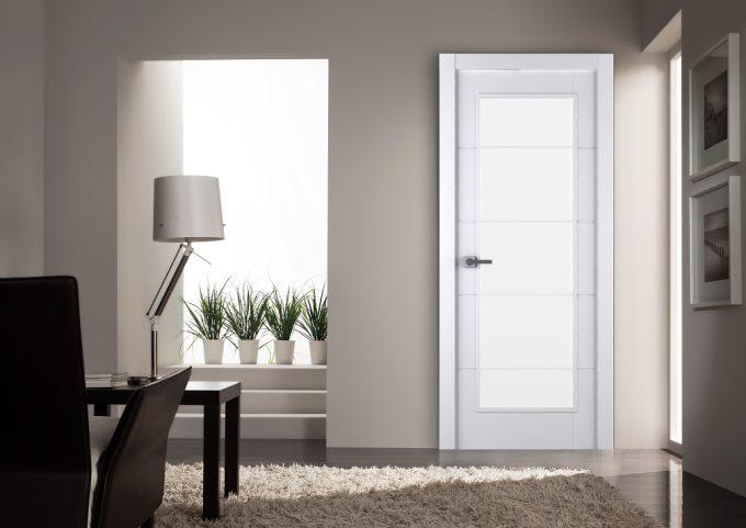 Двери Арвика в интерьере